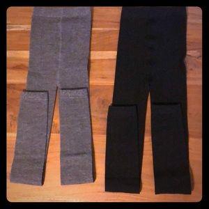 NWOT Timberland Fleece Lined Leggings